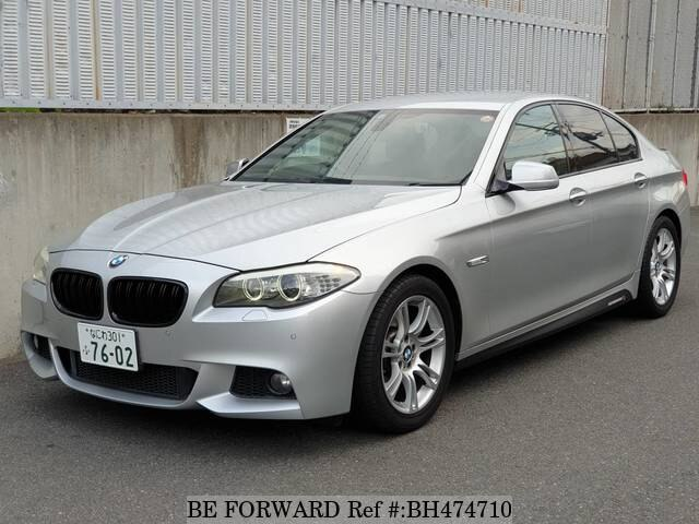 Used 2010 BMW 5 SERIES BH474710 for Sale