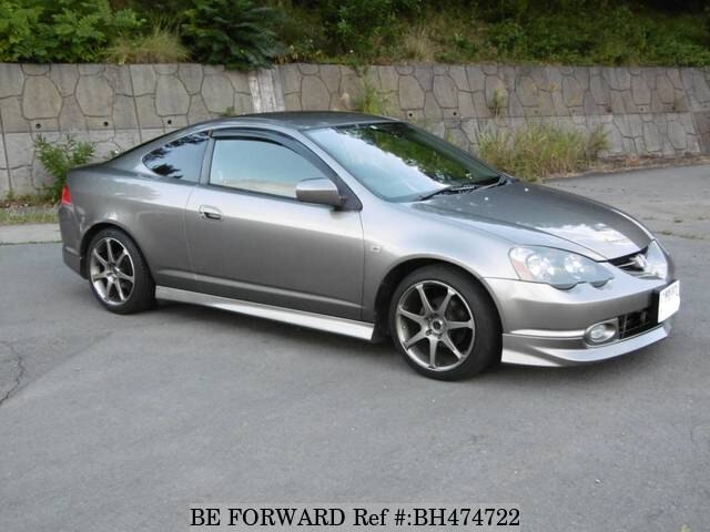 Used 2003 HONDA INTEGRA BH474722 for Sale