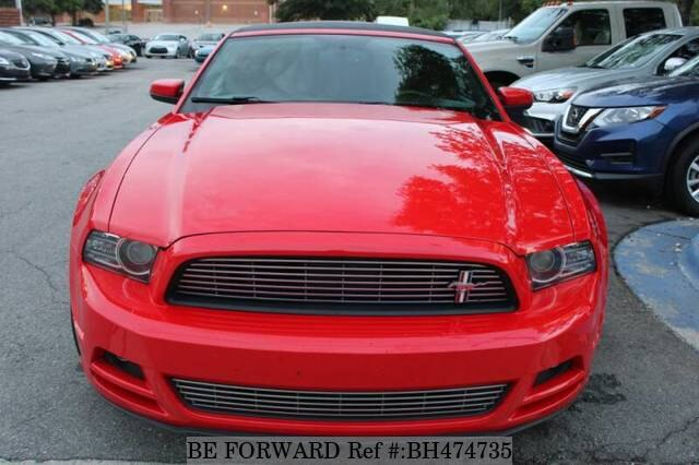 Used 2014 FORD MUSTANG BH474735 for Sale