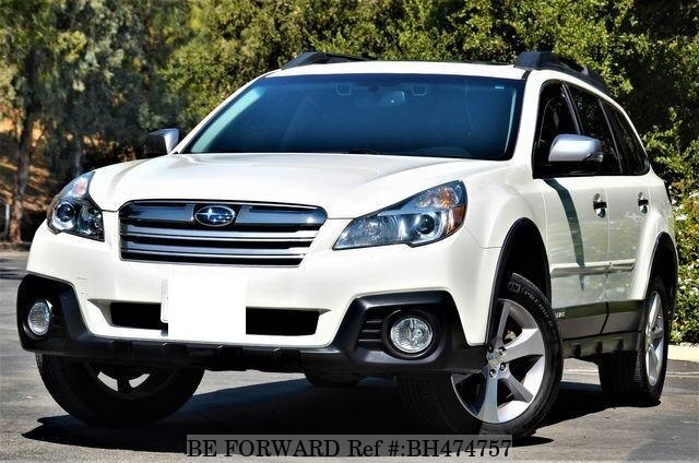 Used 2014 SUBARU OUTBACK BH474757 for Sale