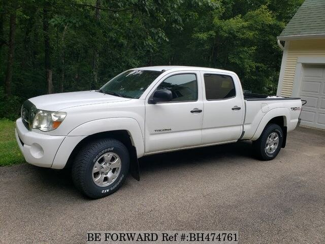 Used 2010 TOYOTA TACOMA BH474761 for Sale