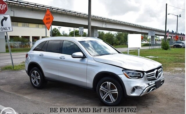 Used 2020 MERCEDES-BENZ GLC-CLASS BH474762 for Sale