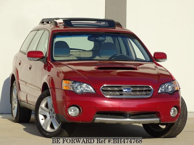 Used 2005 SUBARU OUTBACK BH474768 for Sale
