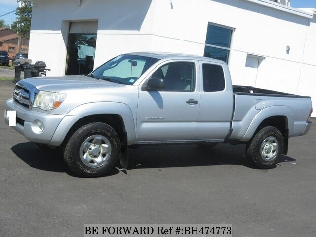 Used 2010 TOYOTA TACOMA BH474773 for Sale
