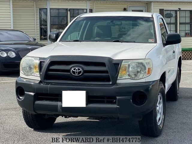 Used 2007 TOYOTA TACOMA BH474775 for Sale