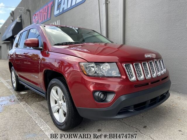 Used 2016 JEEP COMPASS BH474787 for Sale
