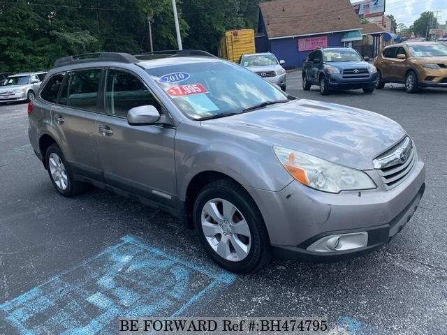 Used 2010 SUBARU OUTBACK BH474795 for Sale