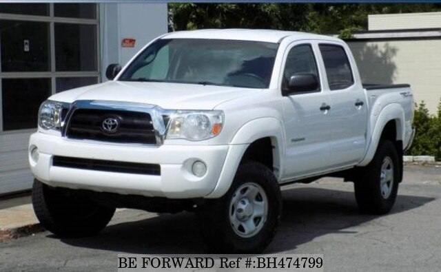 Used 2005 TOYOTA TACOMA BH474799 for Sale