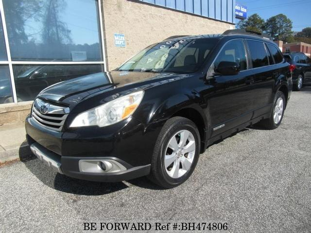 Used 2011 SUBARU OUTBACK BH474806 for Sale