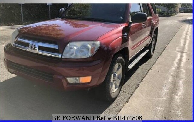 Used 2005 TOYOTA 4RUNNER BH474808 for Sale