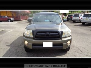 Used 2010 TOYOTA TACOMA BH474841 for Sale