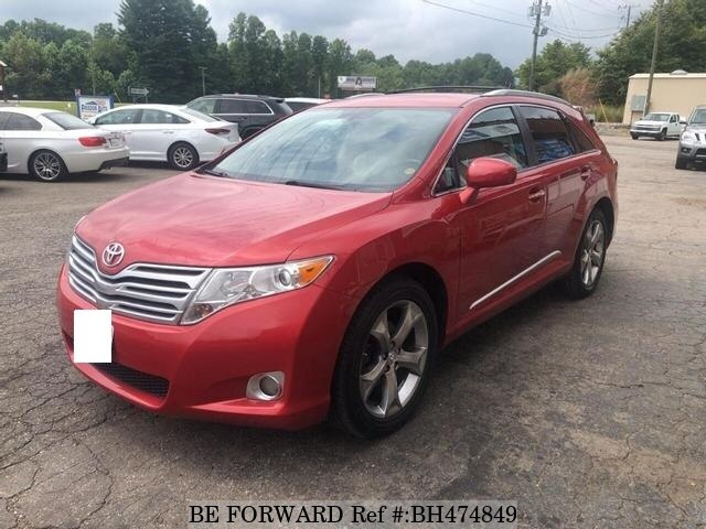 Used 2011 TOYOTA VENZA BH474849 for Sale