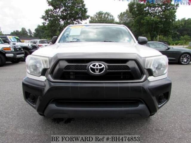 Used 2014 TOYOTA TACOMA BH474853 for Sale