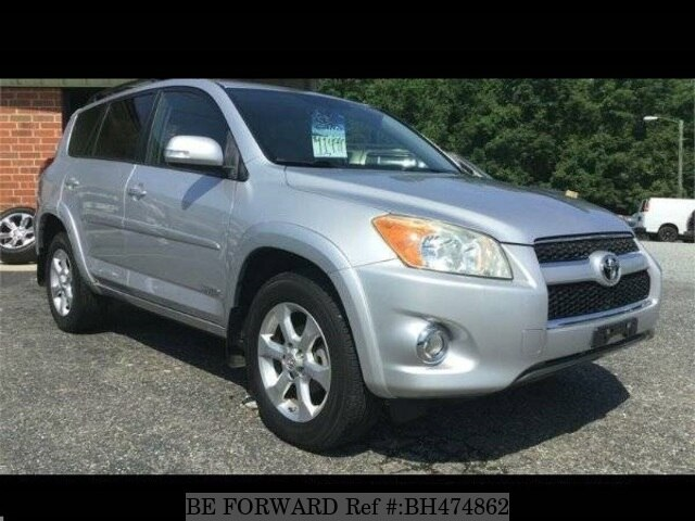 Used 2010 TOYOTA RAV4 BH474862 for Sale