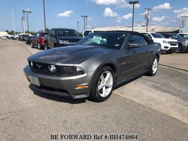 Used 2011 FORD MUSTANG BH474864 for Sale