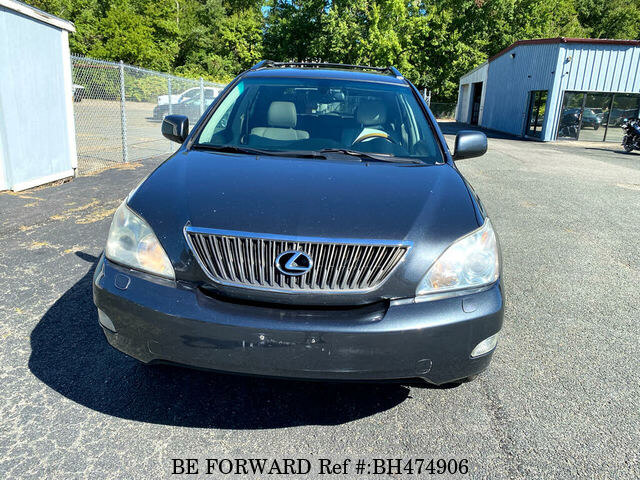 Used 2007 LEXUS RX BH474906 for Sale