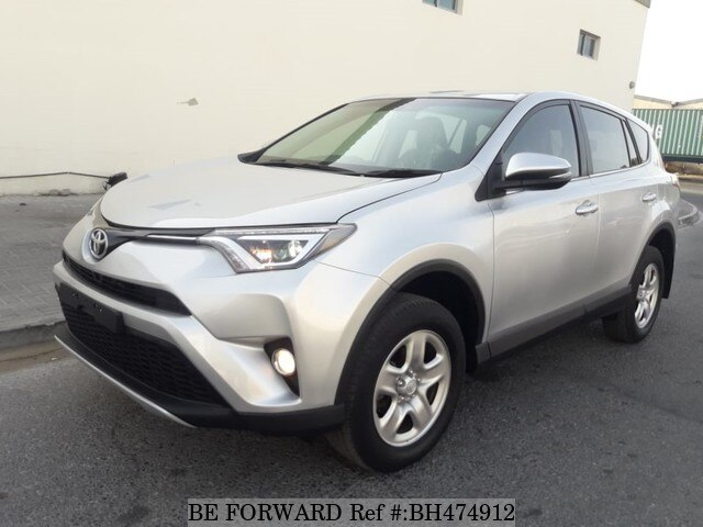 Used 2016 TOYOTA RAV4 BH474912 for Sale