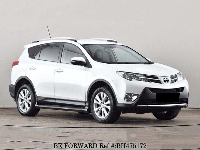 Used 2013 TOYOTA RAV4 BH475172 for Sale