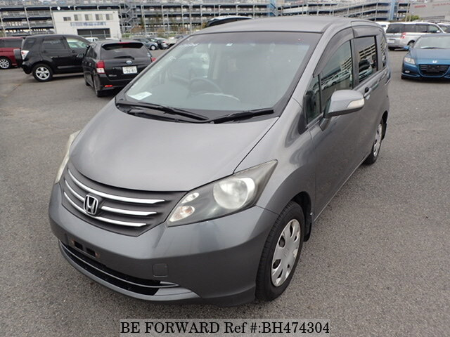 Used 2011 HONDA FREED BH474304 for Sale