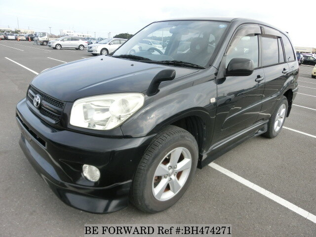 Used 2003 TOYOTA RAV4 BH474271 for Sale