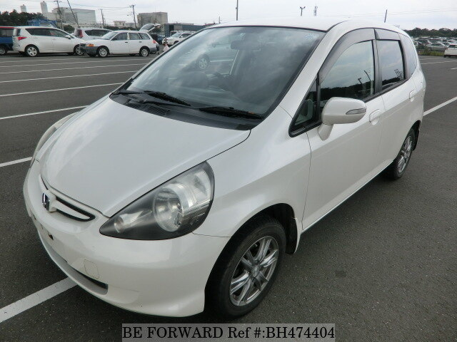 Used 2007 HONDA FIT BH474404 for Sale