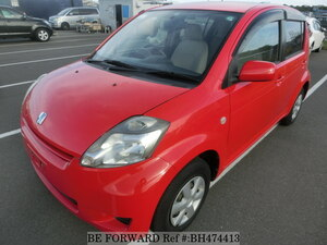 Used 2007 TOYOTA PASSO BH474413 for Sale