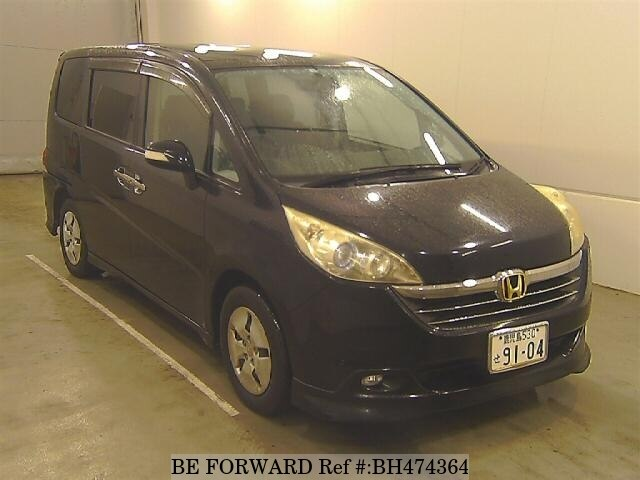 Used 2006 HONDA STEP WGN BH474364 for Sale