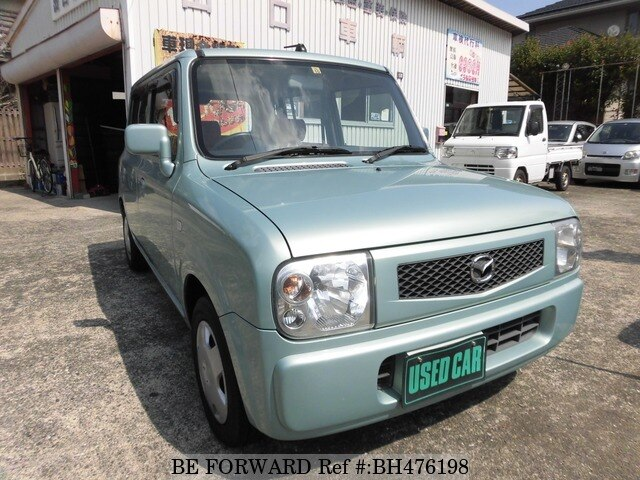 Used 2005 MAZDA SPIANO BH476198 for Sale