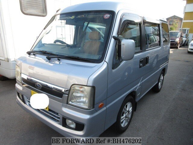 Used 2006 SUBARU SAMBAR BH476202 for Sale