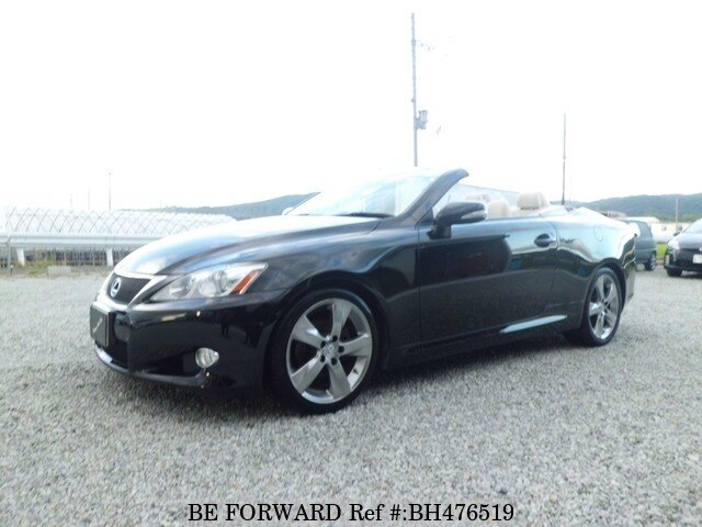 Used 2010 LEXUS IS BH476519 for Sale