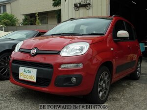 Used 2013 FIAT PANDA BH477068 for Sale