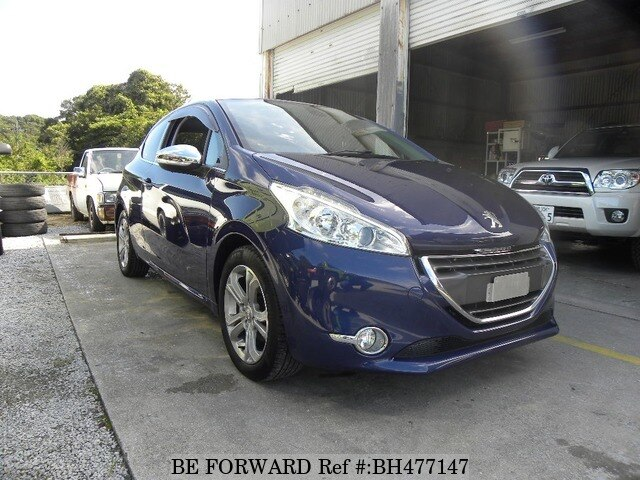 Used 2013 PEUGEOT 208 BH477147 for Sale