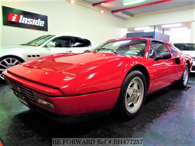 Used 1989 FERRARI 328 BH477257 for Sale