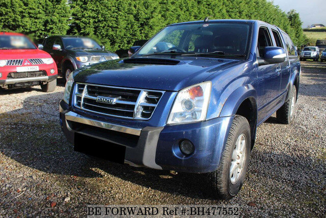 Used 2009 ISUZU RODEO BH477552 for Sale