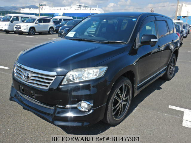Used 2011 TOYOTA VANGUARD BH477961 for Sale