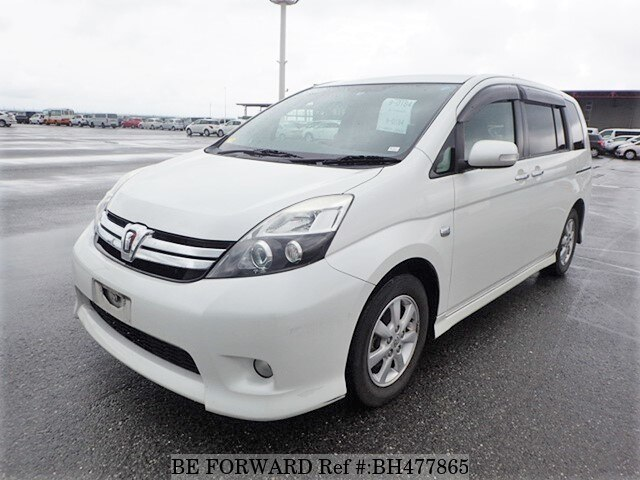 Used 2011 TOYOTA ISIS BH477865 for Sale