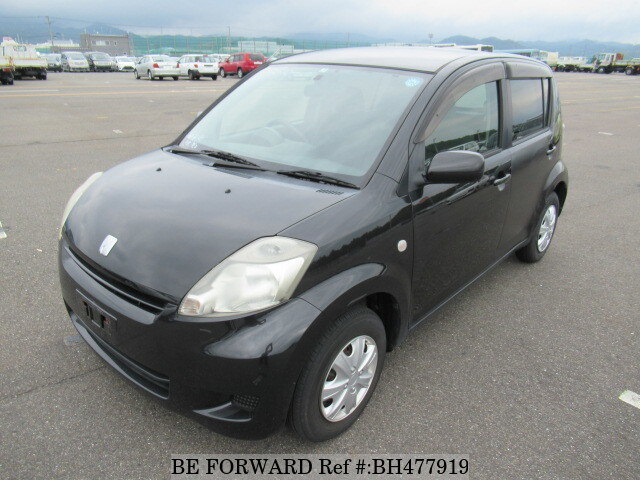 Used 2009 TOYOTA PASSO BH477919 for Sale