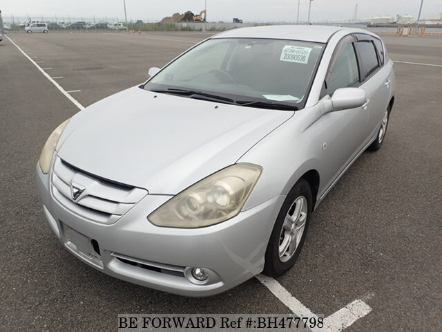 Used 2006 TOYOTA CALDINA BH477798 for Sale