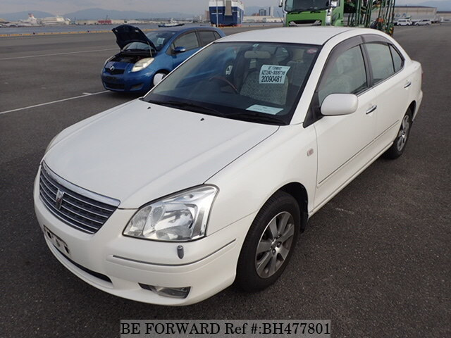 Used 2002 TOYOTA PREMIO BH477801 for Sale