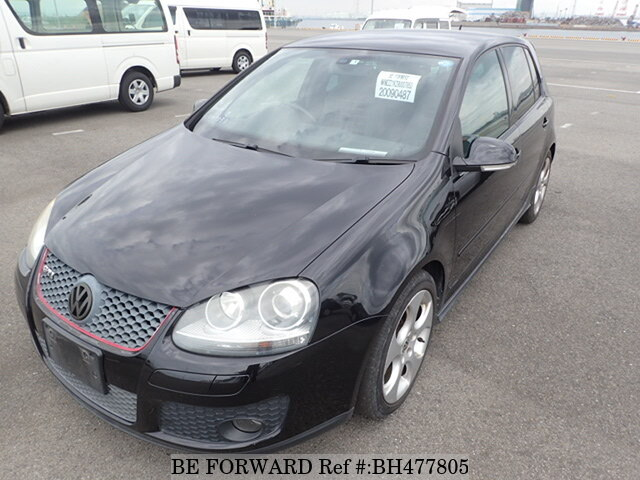 Used 2009 VOLKSWAGEN GOLF GTI BH477805 for Sale