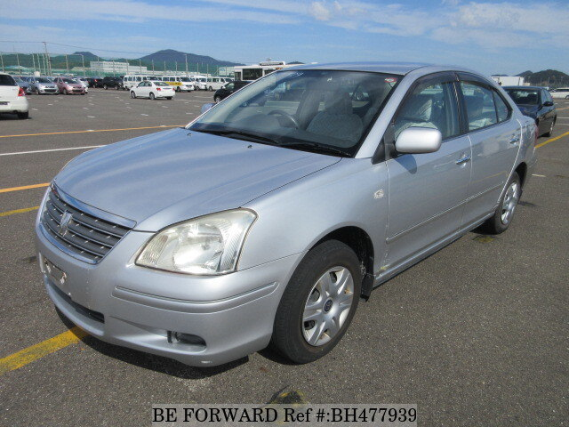 Used 2005 TOYOTA PREMIO BH477939 for Sale