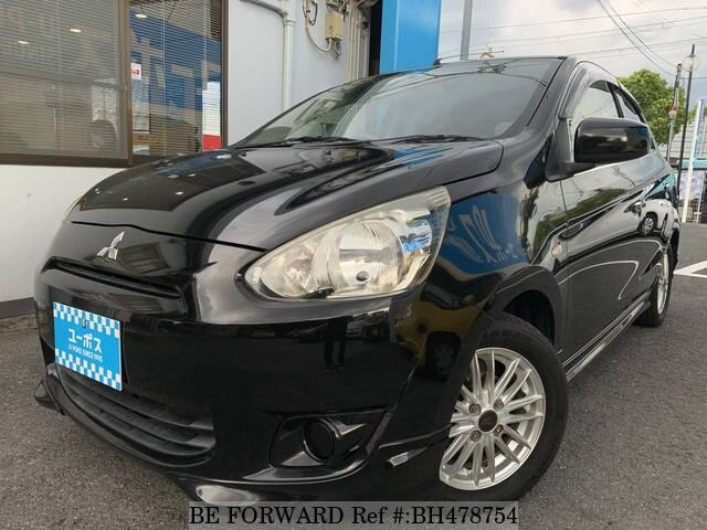 Used 2012 MITSUBISHI MIRAGE BH478754 for Sale
