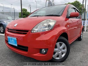 Used 2008 TOYOTA PASSO BH478756 for Sale