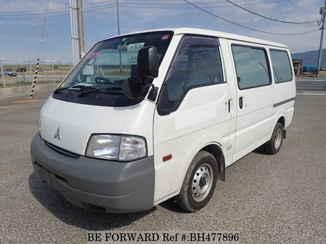 Used 2007 MITSUBISHI DELICA VAN BH477896 for Sale