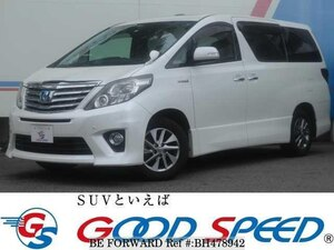 Used 2012 TOYOTA ALPHARD HYBRID BH478942 for Sale