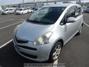 Used 2009 TOYOTA RACTIS BH478178 for Sale