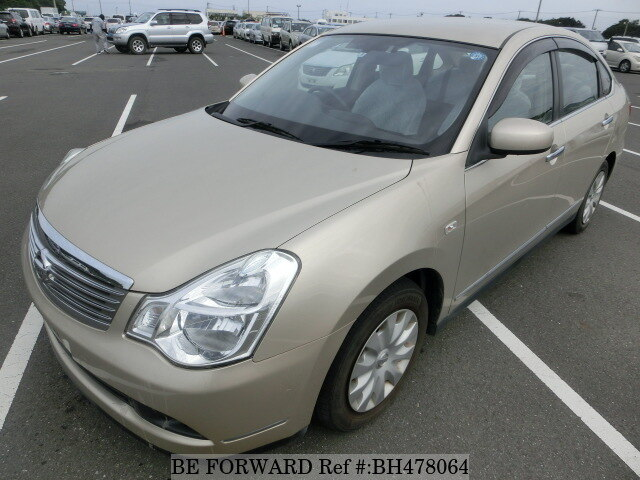 Used 2007 NISSAN BLUEBIRD SYLPHY BH478064 for Sale