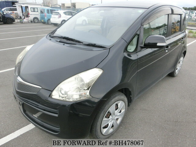 Used 2010 TOYOTA RACTIS BH478067 for Sale