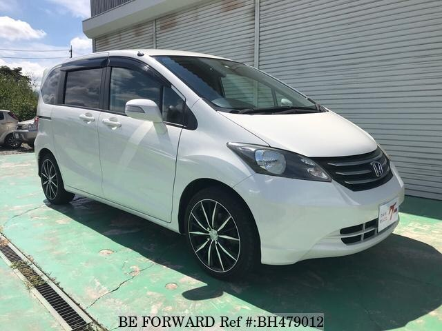 Used 2009 HONDA FREED BH479012 for Sale