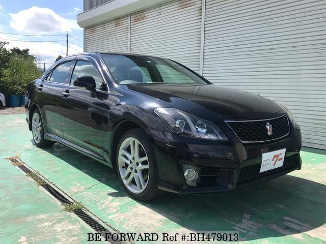 Used 2011 TOYOTA CROWN BH479013 for Sale